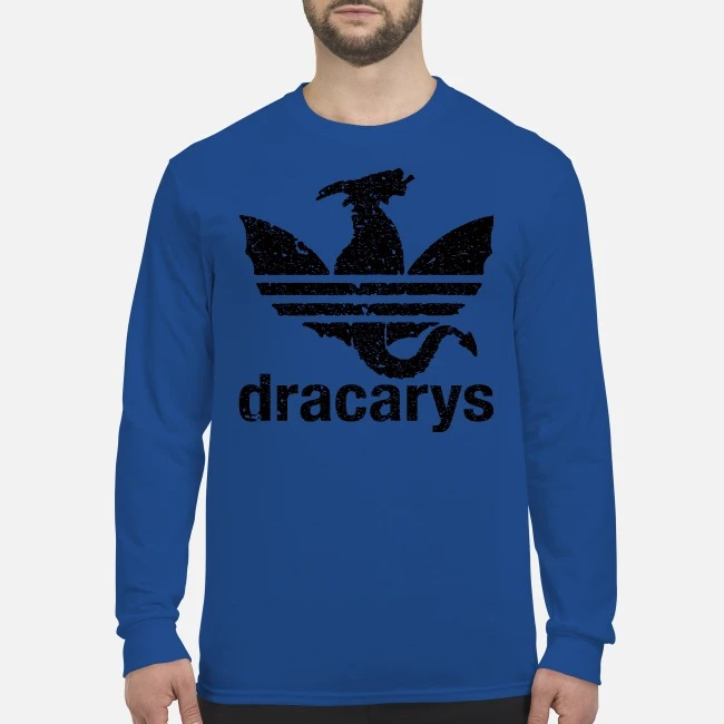 Adidas Dracarys men's long sleeved shirt