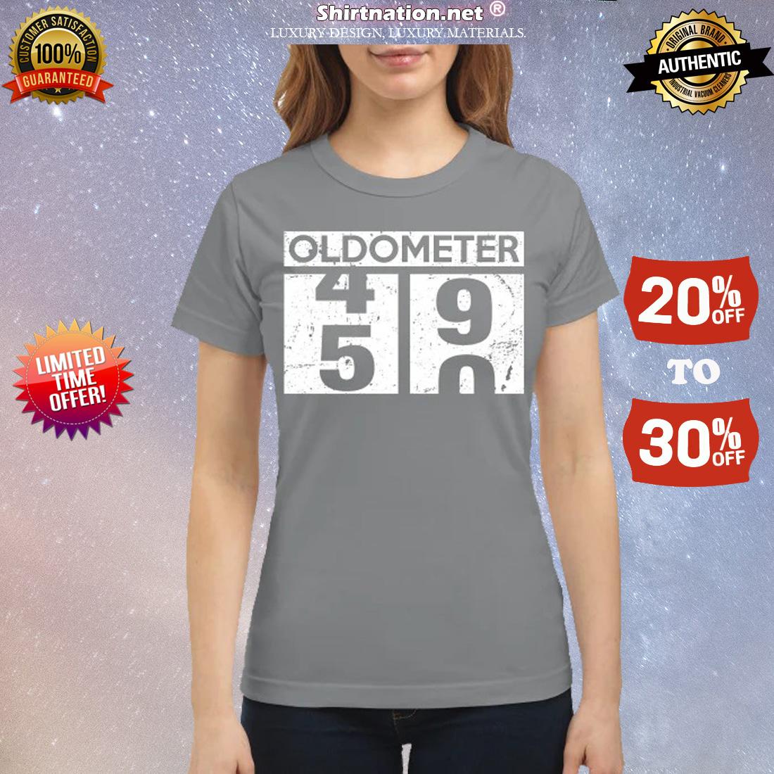 Oldometer 49 50 classic shirt