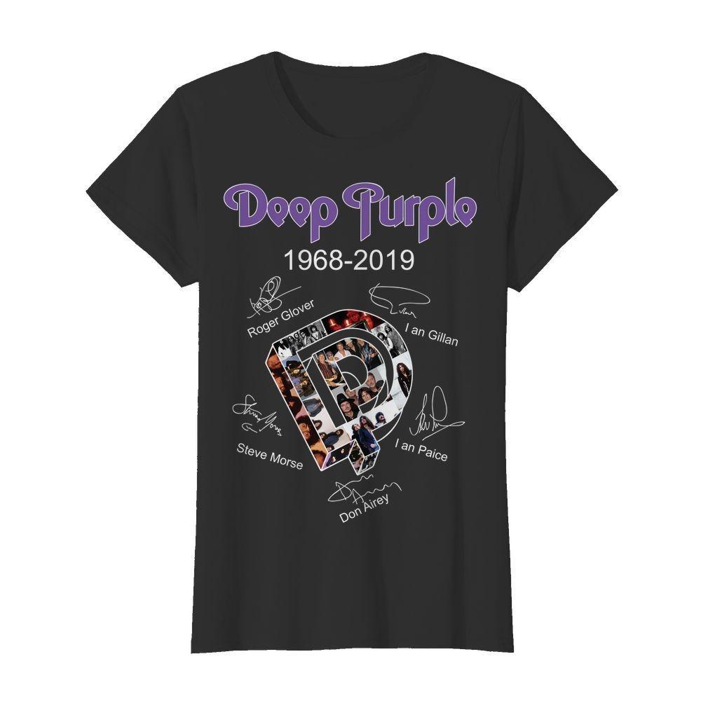 Deep purple Roger Glover 1968 2019 classic shirt
