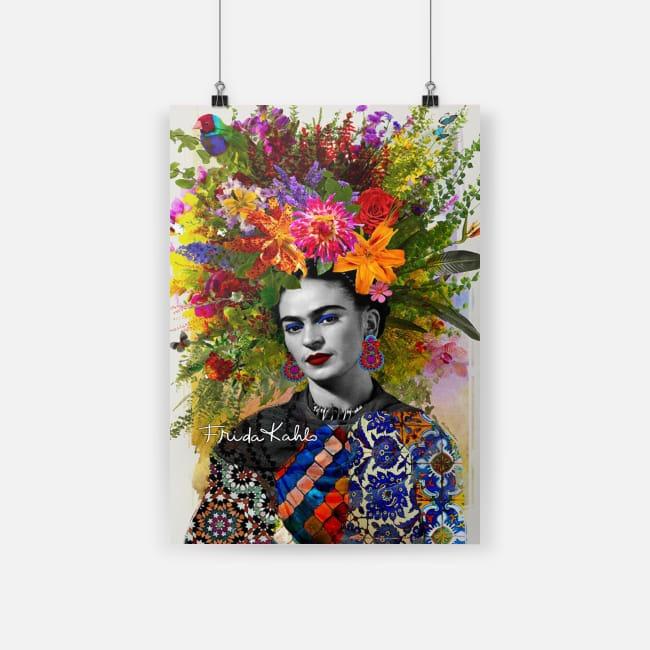 Frida Kahlo cool poster