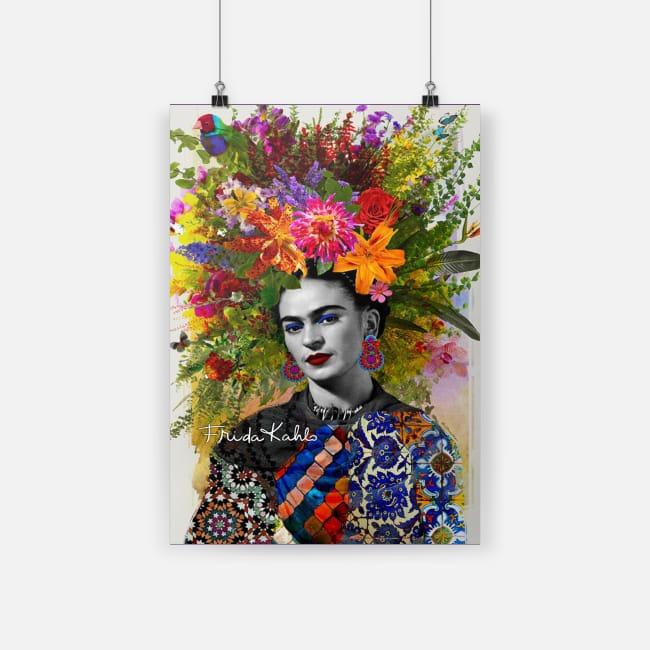 Frida Kahlo hot poster