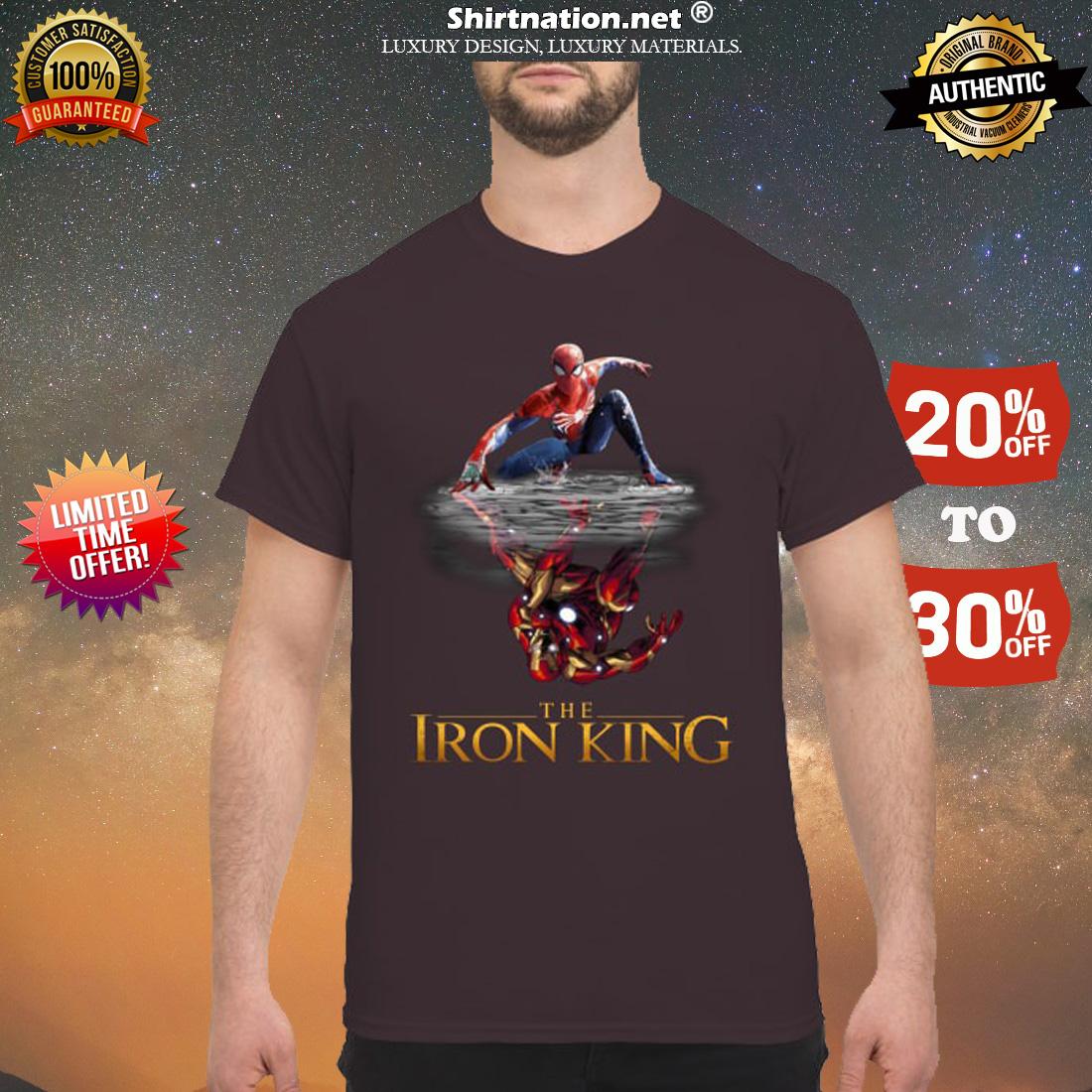 The Iron King shirt