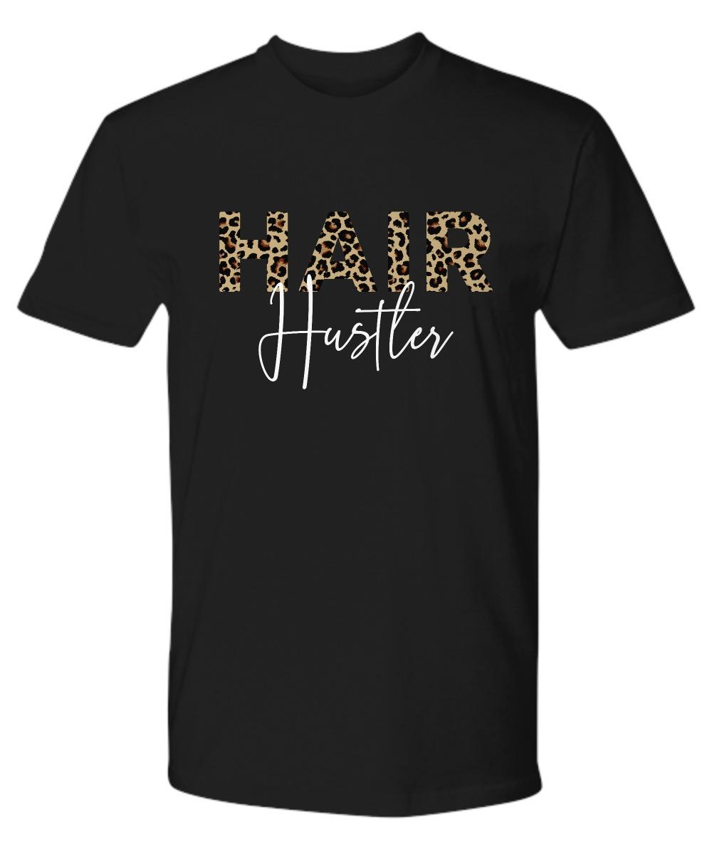 Hair hustler premium shirt