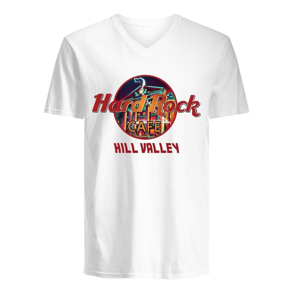 Hard rock coffee Hill valley classic shirt