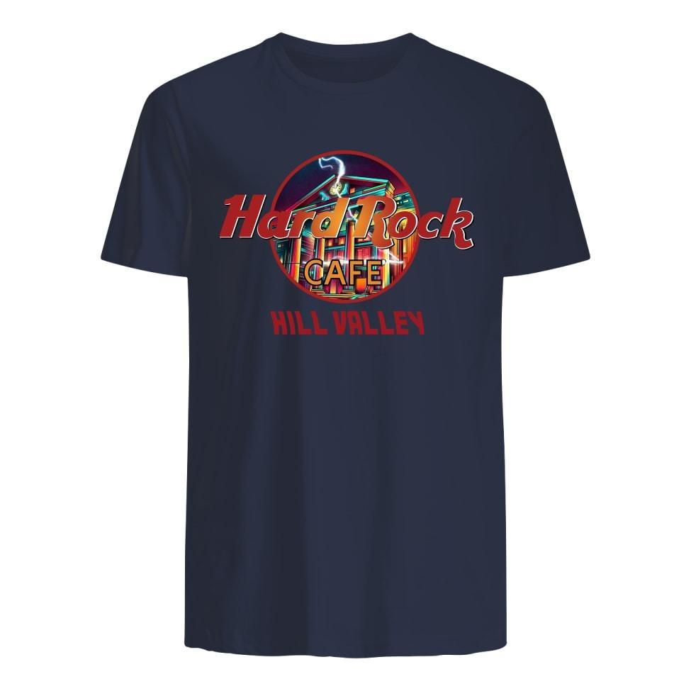 Hard rock coffee Hill valley premium shirt