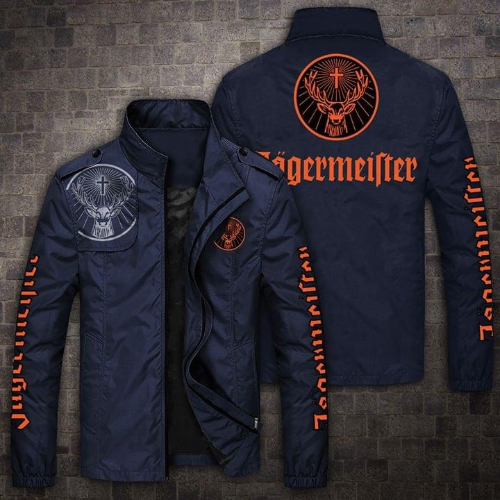 Jagermeister 3D full print jacket