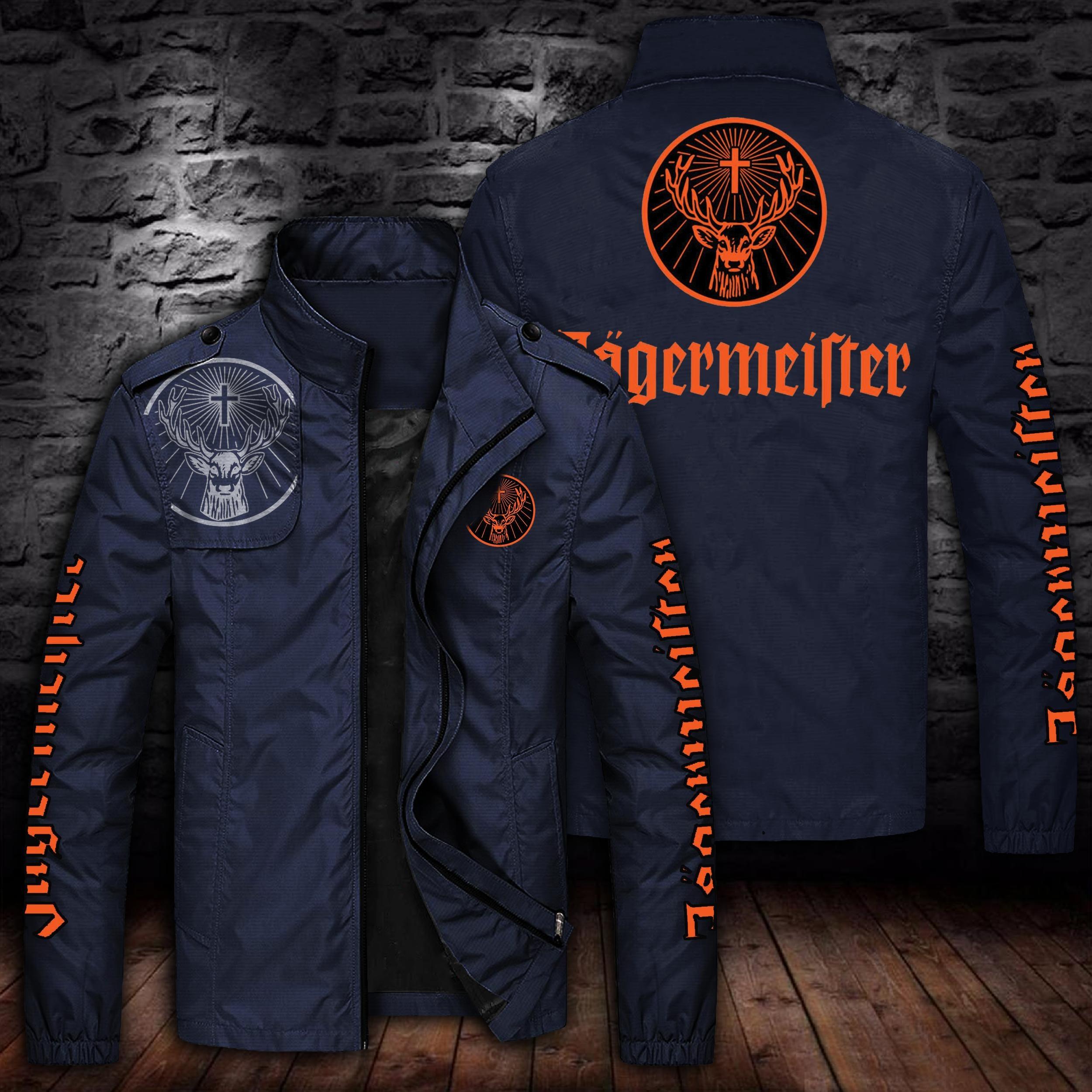Jagermeister 3D full print jackets