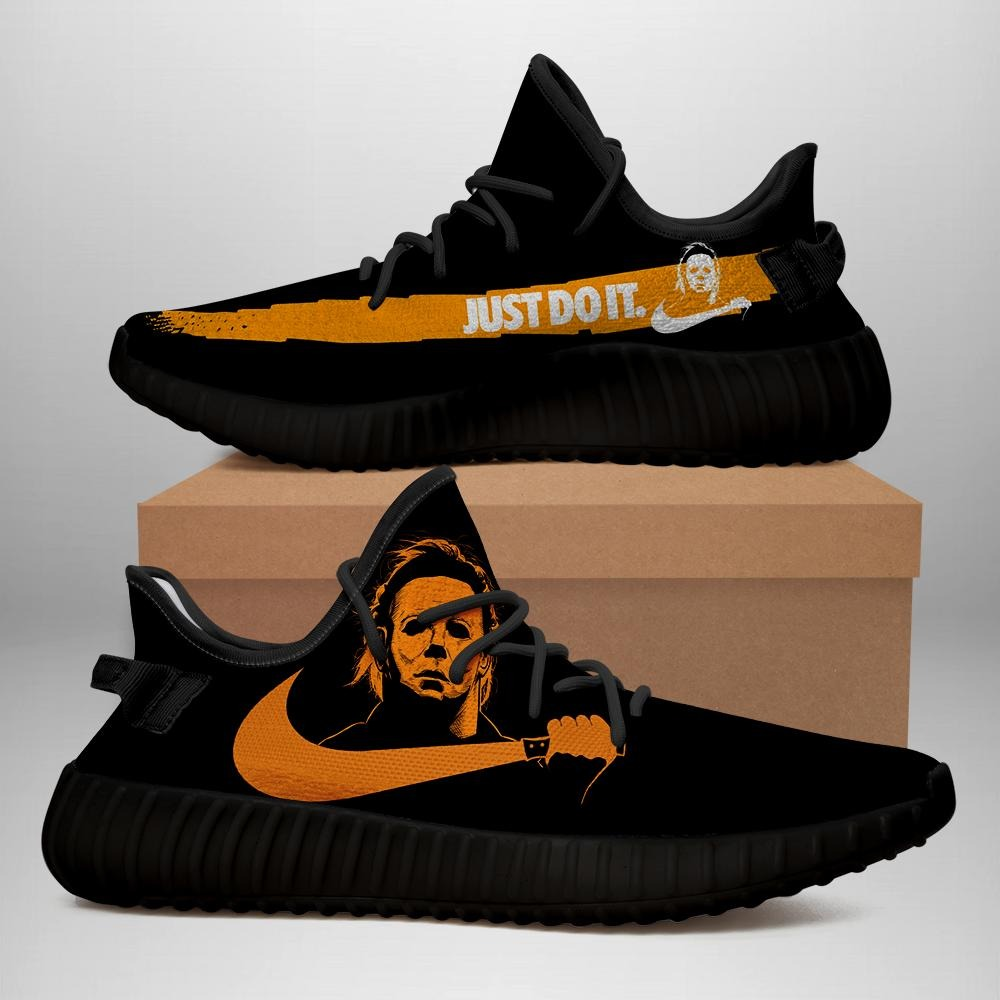 Micheal Myers Just do it yeezy