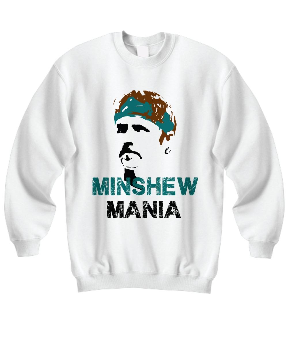 Minshew Mania sweatshirt
