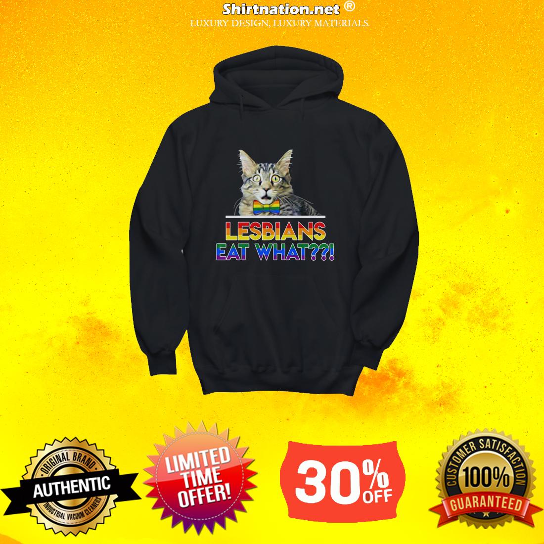 [NEWEST]  Cat lesbians eat what t shirts