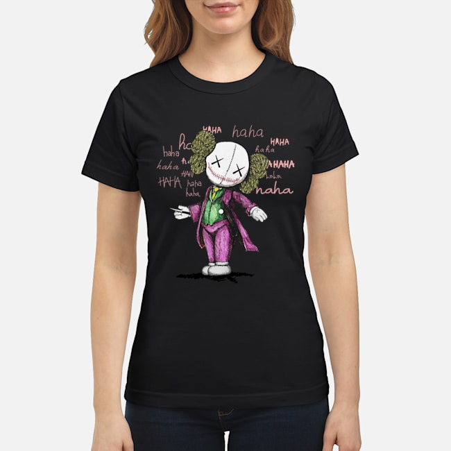 Joker Kaws classic shirt