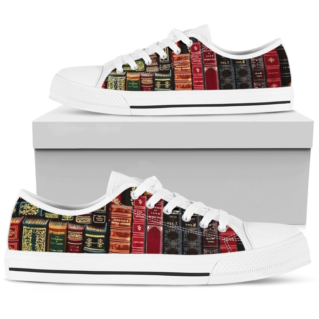 Spine Book low top hot shoes