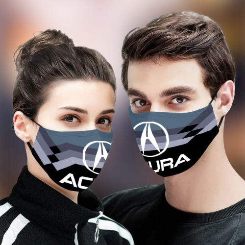 Acura 3d Face Mask