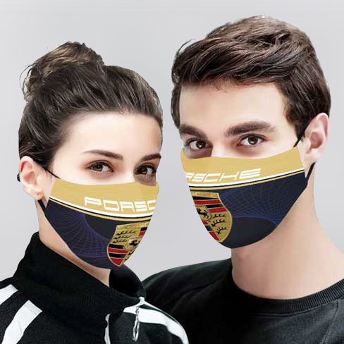 Porsche face mask