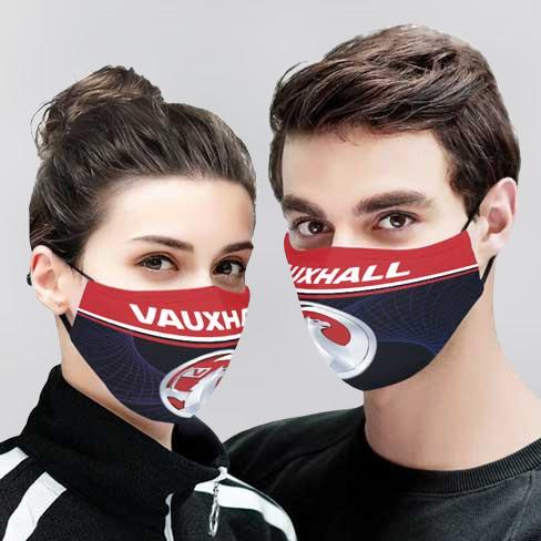 Vauxhall face mask