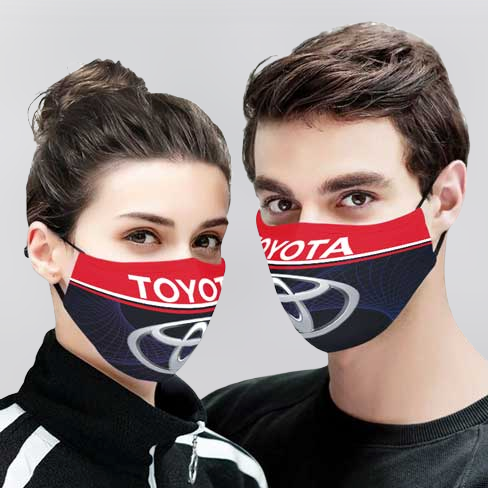 Toyota face mask