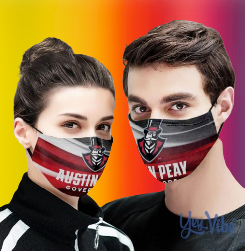 Austin Peay Governors face mask