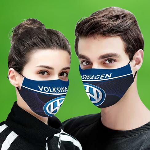 Volkswagen face mask