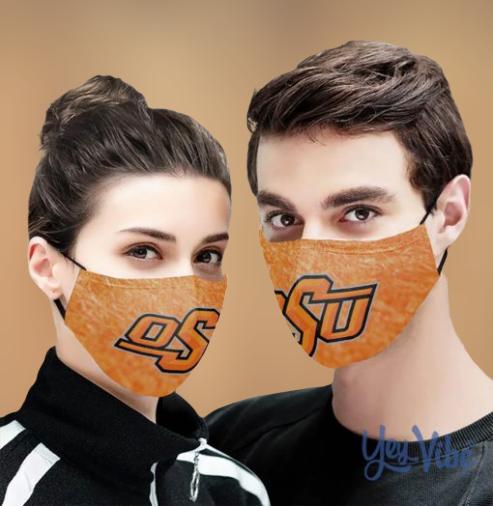 Oklahoma State University Cloth Face Mask