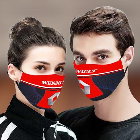 Renault face mask