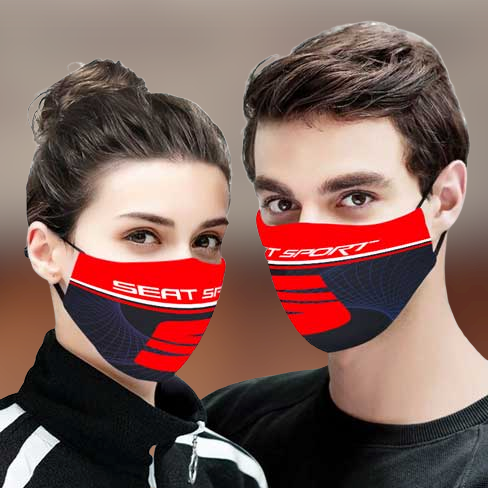 Seat Sport face mask