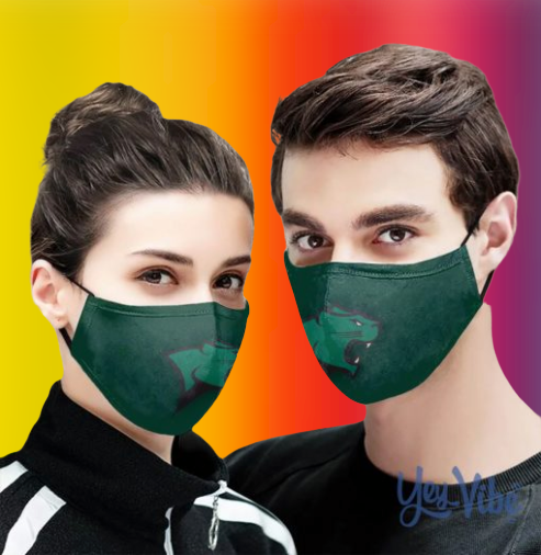 Chicago State Cloth Face Mask