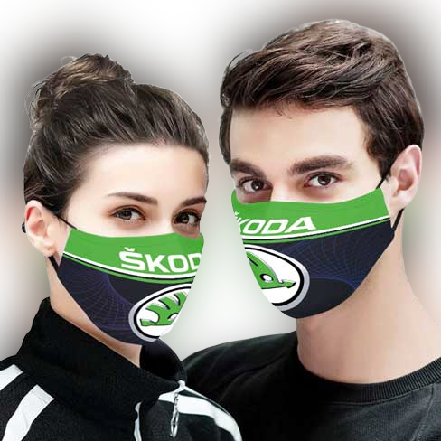 Skoda face mask