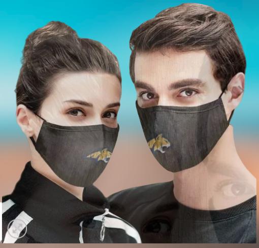 MSU Bobcats Face Mask