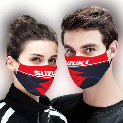 Suzuki face mask