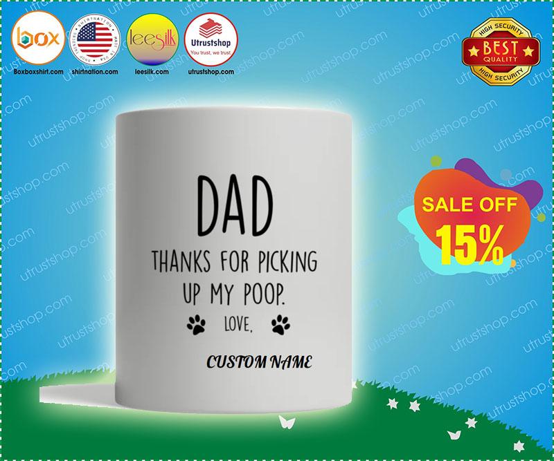Dad thanks for picking up my pop mug1