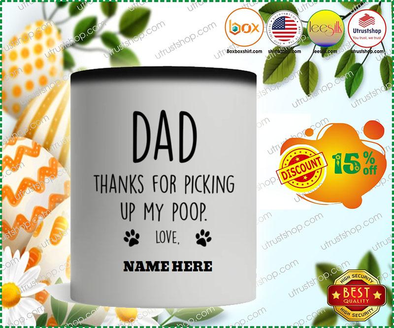 Dad thanks for picking up my pop mug3