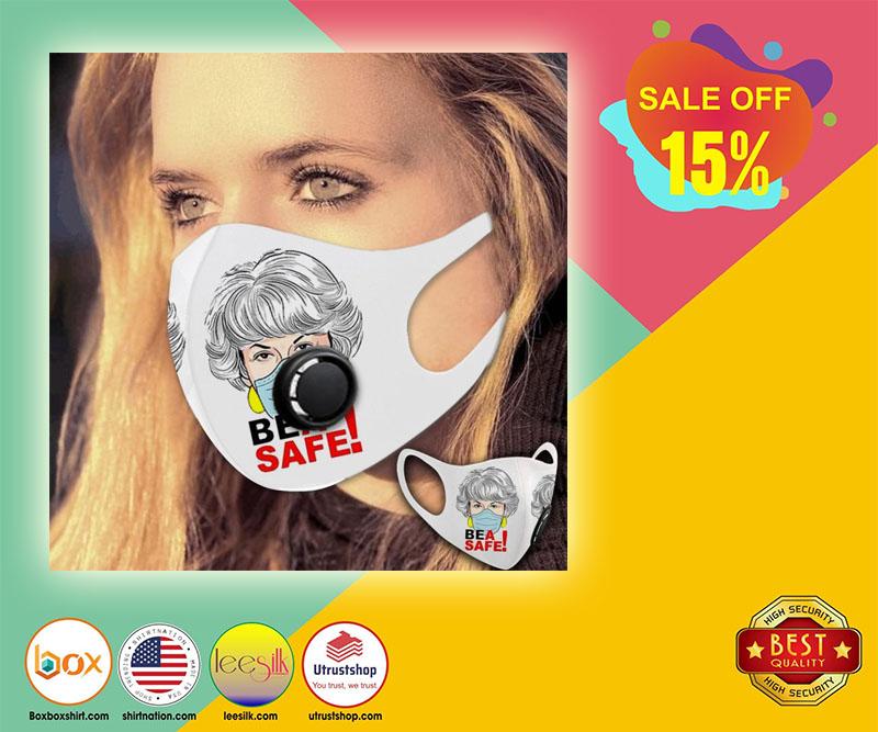 Golden-girl-safe-face-mask-1-1
