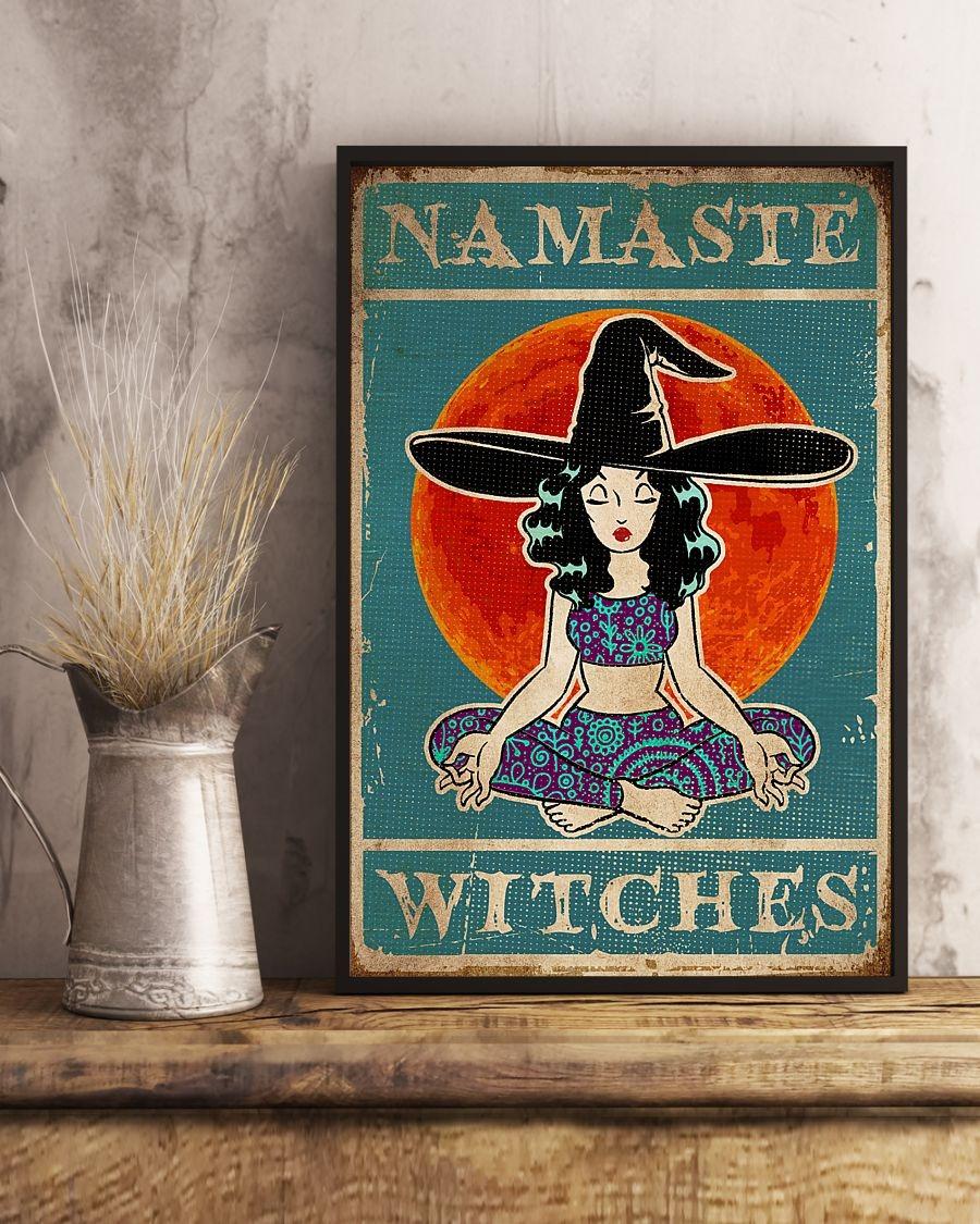 Namaste witches poster