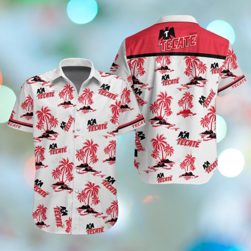 Tecate hawaiian shirt
