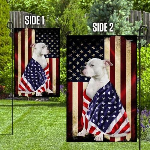 American bullgod patriot flag2