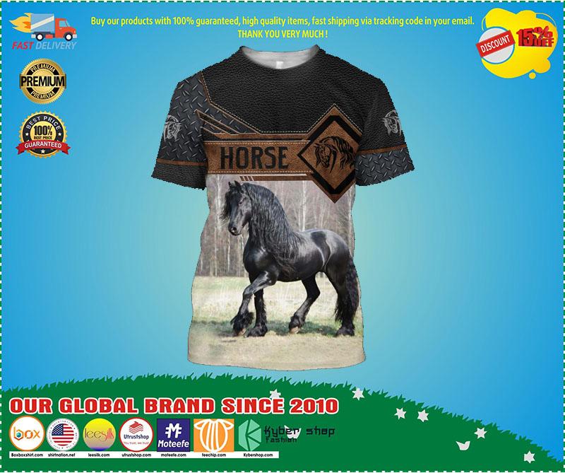 Horse 3D hoodie 3 1