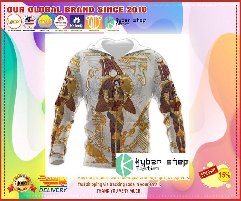 Ancient egypt gods 3D hoodie 4