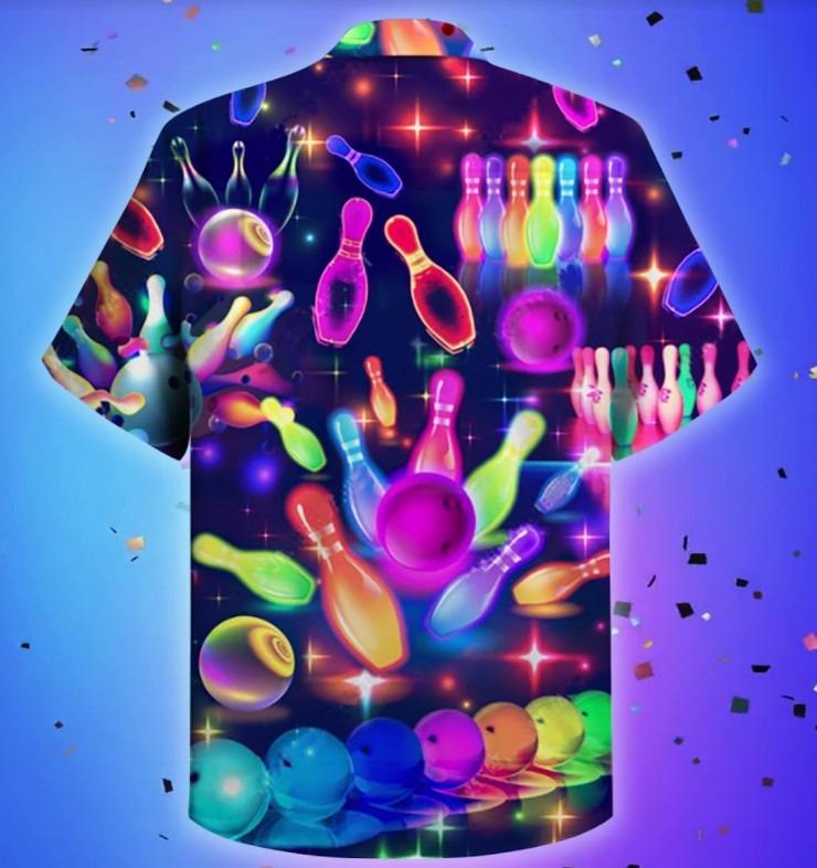 Bowling this how roll hawaiian shirt 3