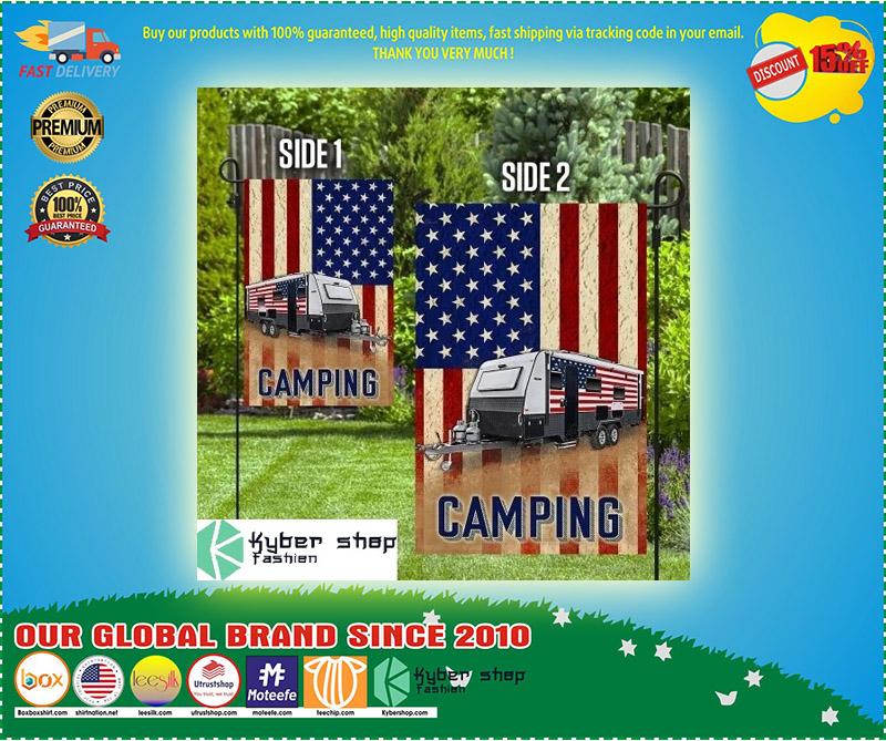 Camper van flag 2