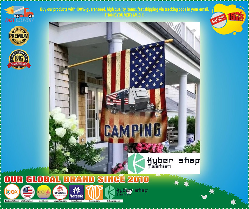 Camper van flag 3