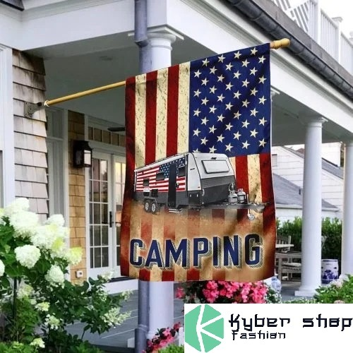 Camper van flag 4