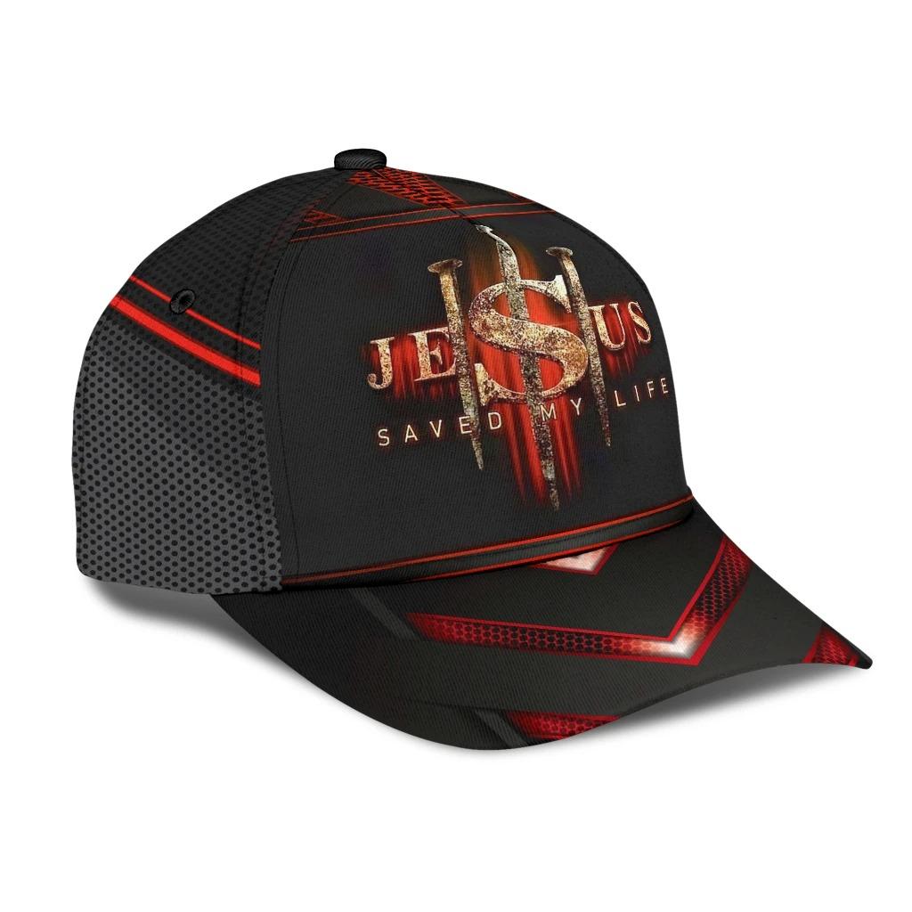 Jesus saved my life cap 4