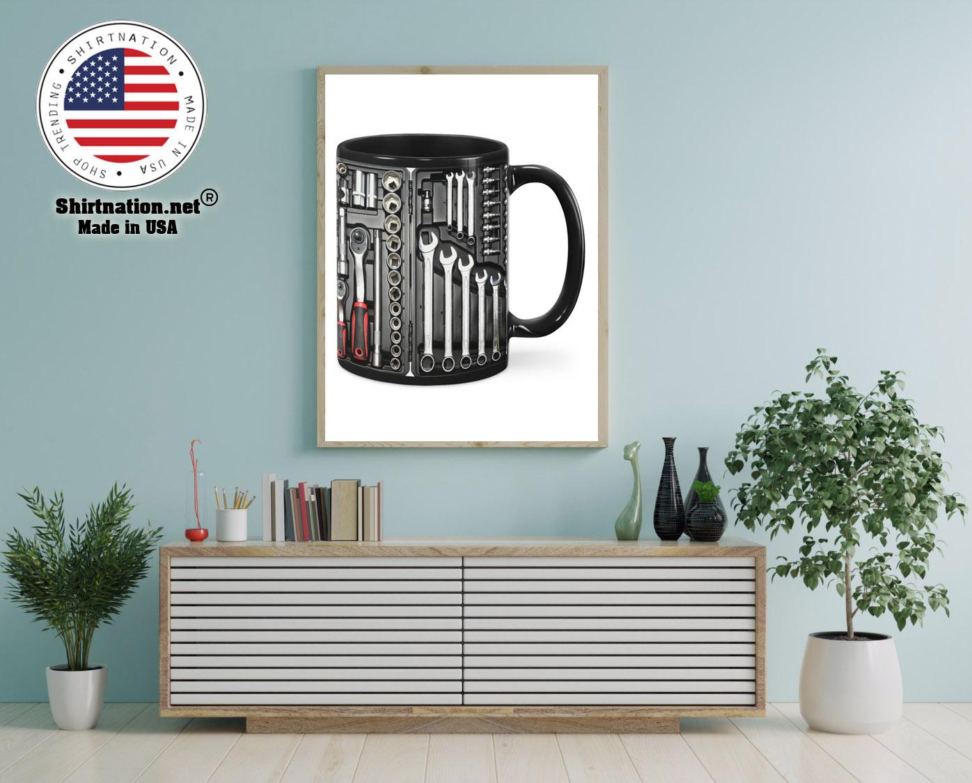 Mechanic toolbox mug 12