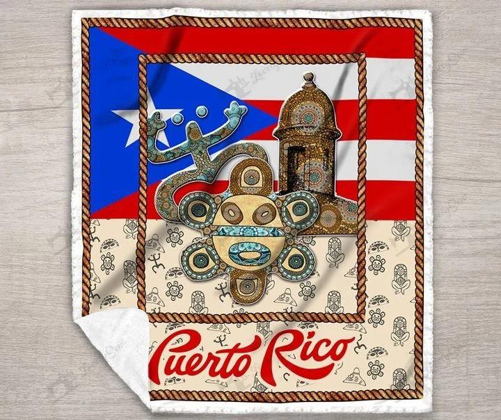 Puerto rico bedding set 3