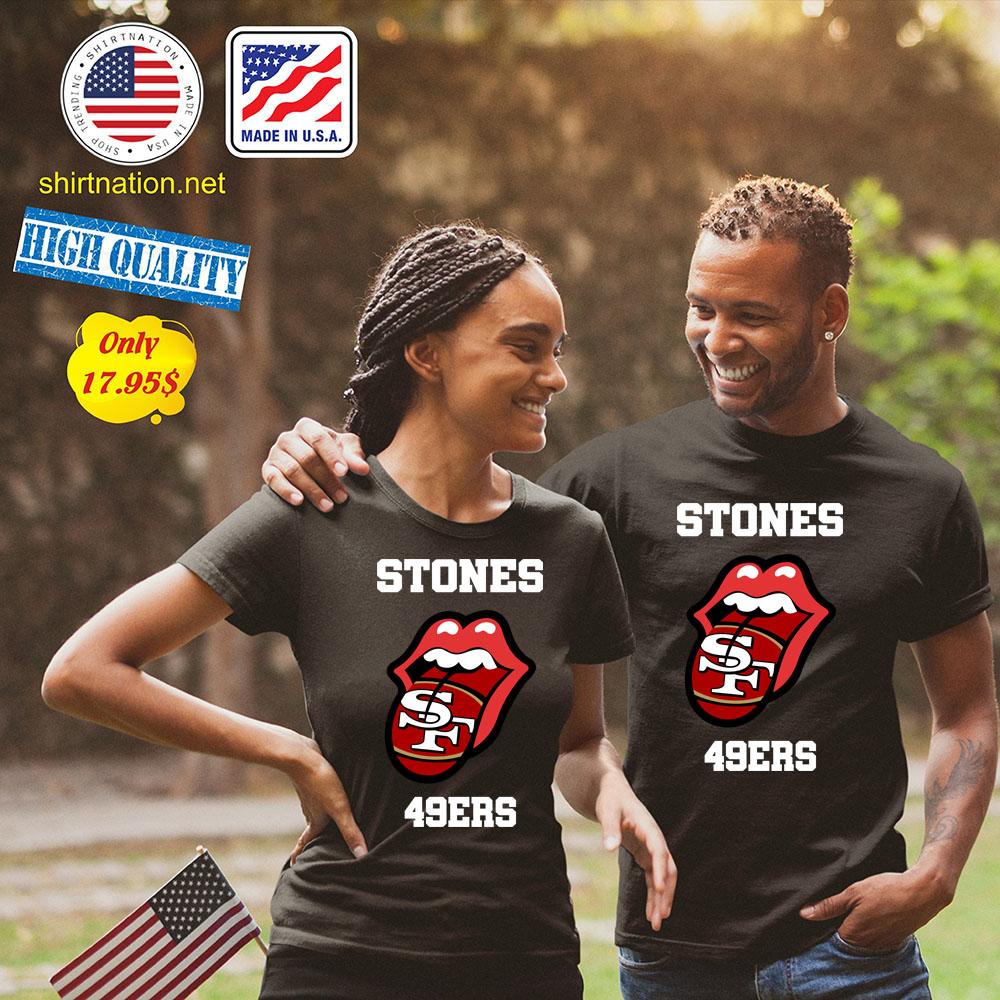 Stones 49ers Shirt