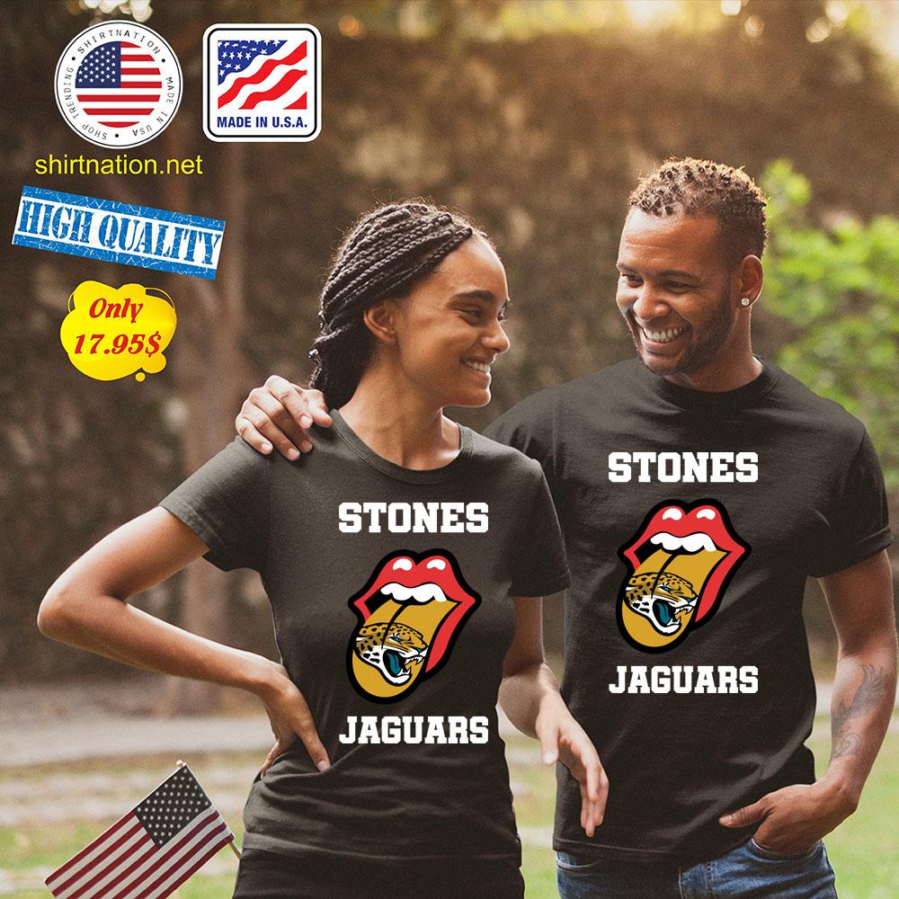 Stones Jaguars Shirt