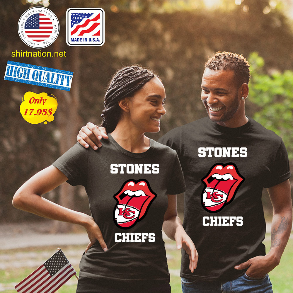 Stones chiefs Shirt