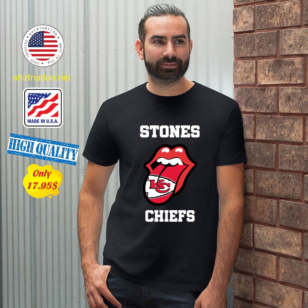 Stones chiefs Shirt3