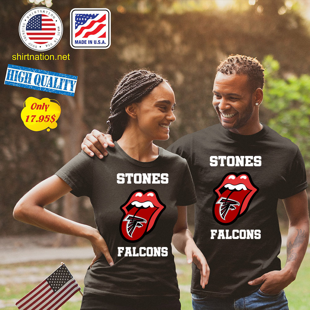 Stones falcons Shirt