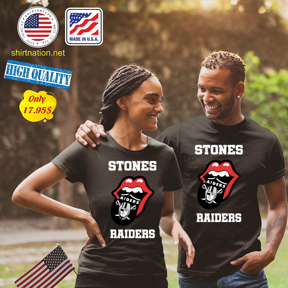 Stones raiders Shirt11